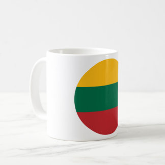 Lithuania Flag Coffee Mug