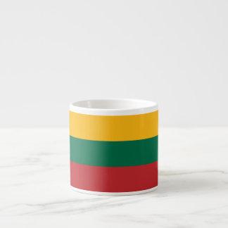 Lithuania Flag Espresso Cup