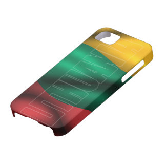 Lithuania Flag Iphone 5 Case-Mate Case