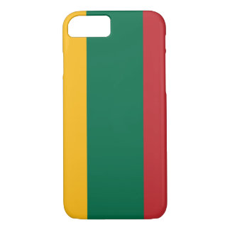 Lithuania Flag iPhone 8/7 Case