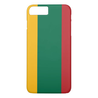 Lithuania Flag iPhone 8 Plus/7 Plus Case