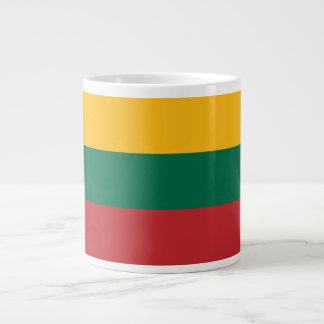 Lithuania Flag Large Coffee Mug