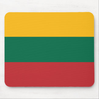 Lithuania Flag Mouse Pad