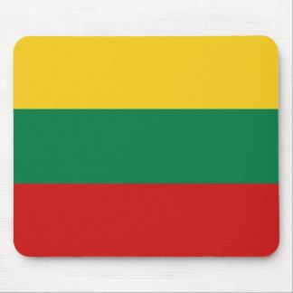 Lithuania Flag Mousepad