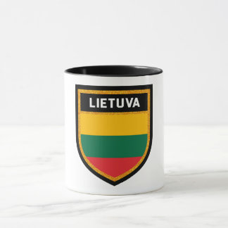 Lithuania Flag Mug