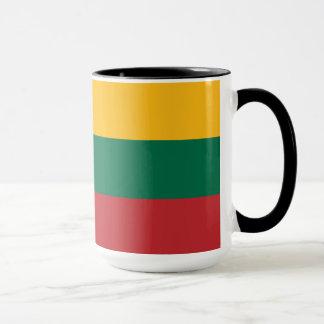 Lithuania Flag Mug