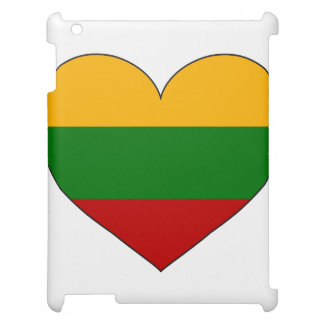 Lithuania Flag Simple Case For The iPad 2 3 4