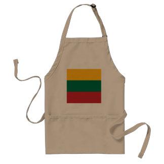 Lithuania Flag Standard Apron