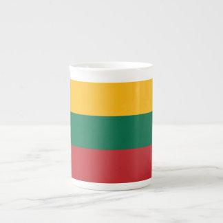 Lithuania Flag Tea Cup