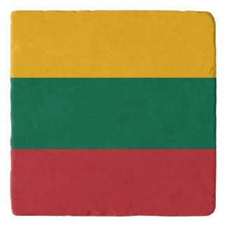 Lithuania Flag Trivet