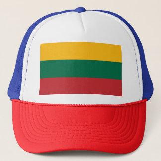 Lithuania Flag Trucker Hat