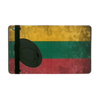 Lithuania iPad Folio Case
