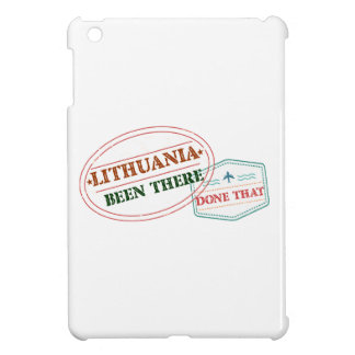 LITHUANIA iPad MINI CASES