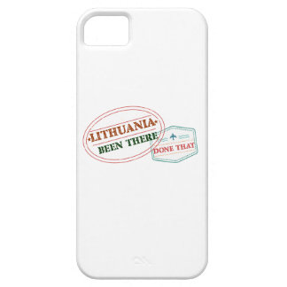 LITHUANIA iPhone 5 COVERS