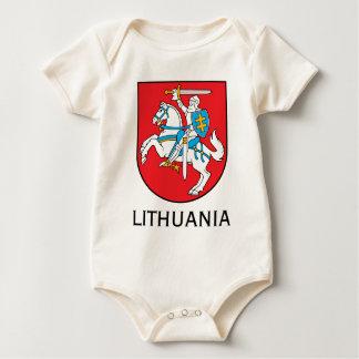 Lithuania - Lietuva - Vytis Baby Bodysuit