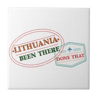 LITHUANIA TILE