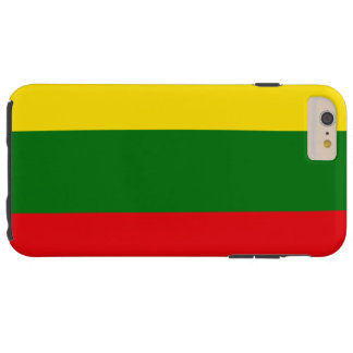 Lithuania Tough iPhone 6 Plus Case