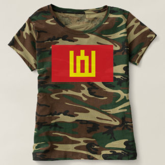 Lithuanian Army Flag - Flag of the Lithuanian Army T-shirt