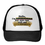 Lithuanian, but call me Awesome Hats
