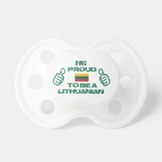 LITHUANIAN Design Pacifier