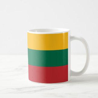 Lithuanian flag mug