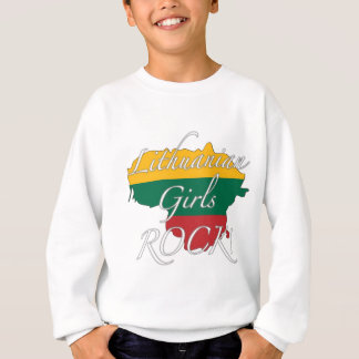 Lithuanian Girls Rock! Sweatshirt