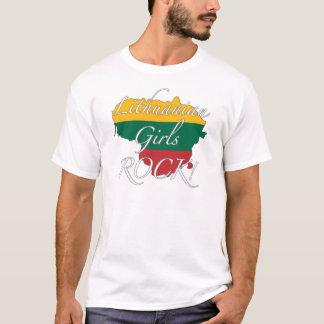 Lithuanian Girls Rock! T-Shirt