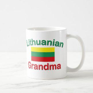 Lithuanian Grandma Coffee Mug