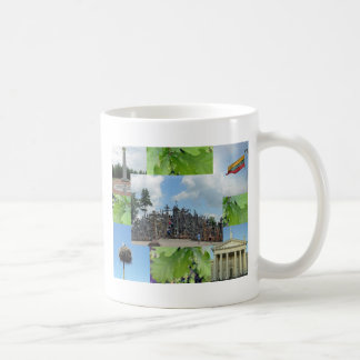 Lithuanian sites coffee mug