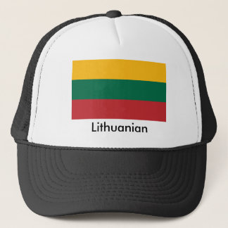 Lithuanian Trucker Hat