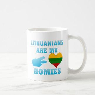 Lithuanians are my Homies Coffee Mug