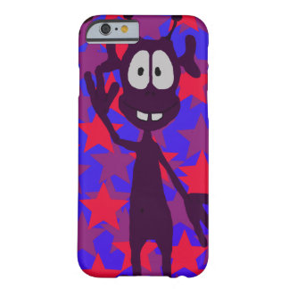 litle alien barely there iPhone 6 case