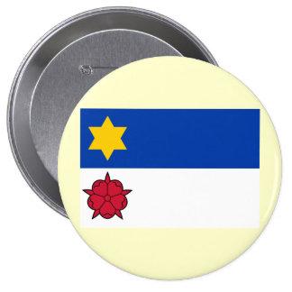 Littenseradiel Netherlands Pinback Button