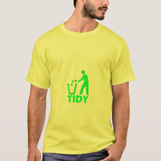 litter-container, TIDY T-Shirt