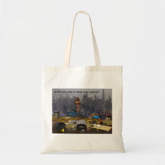Litterbugs Canvas Bags