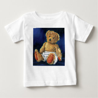 Little Acorn, a Favourite Teddy Baby T-Shirt