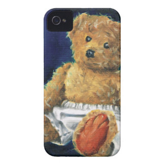 Little Acorn, a Favourite Teddy iPhone 4 Cover