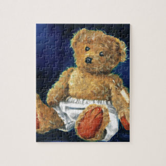Little Acorn, a Favourite Teddy Jigsaw Puzzle