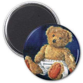 Little Acorn, a Favourite Teddy Magnet