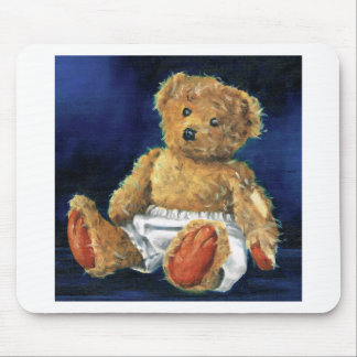 Little Acorn, a Favourite Teddy Mouse Pad