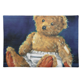Little Acorn, a Favourite Teddy Placemat