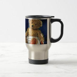 Little Acorn, a Favourite Teddy Travel Mug