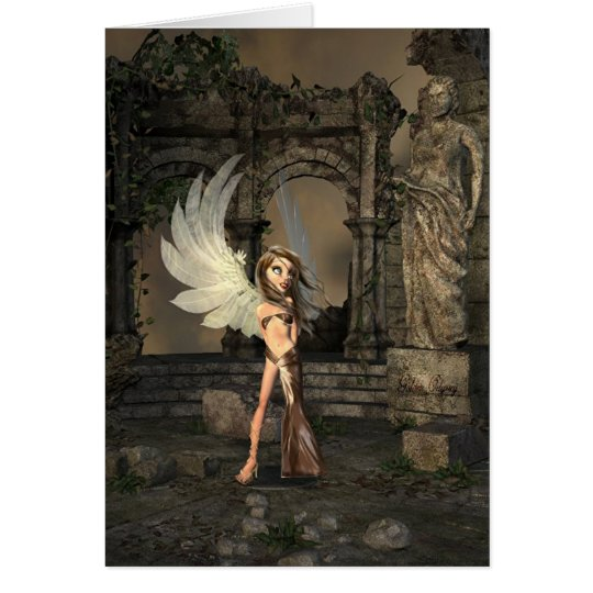 Little Angel, Card