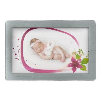 Little Angel Sleeping 041 Belt Buckles