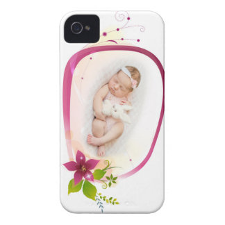 Little Angel Sleeping 041 Case-Mate iPhone 4 Case