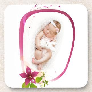 Little Angel Sleeping 041 Drink Coasters