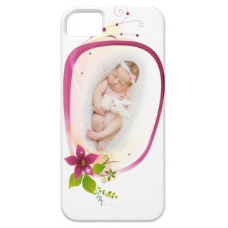 Little Angel Sleeping 041 iPhone 5 Case