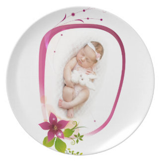 Little Angel Sleeping 041 Plate
