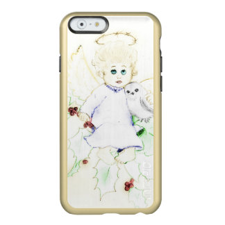 Little Angel - Soft and Dreamy Incipio Feather® Shine iPhone 6 Case