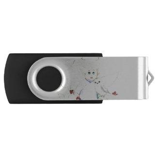 Little Angel - Soft and Dreamy USB Flash Drive